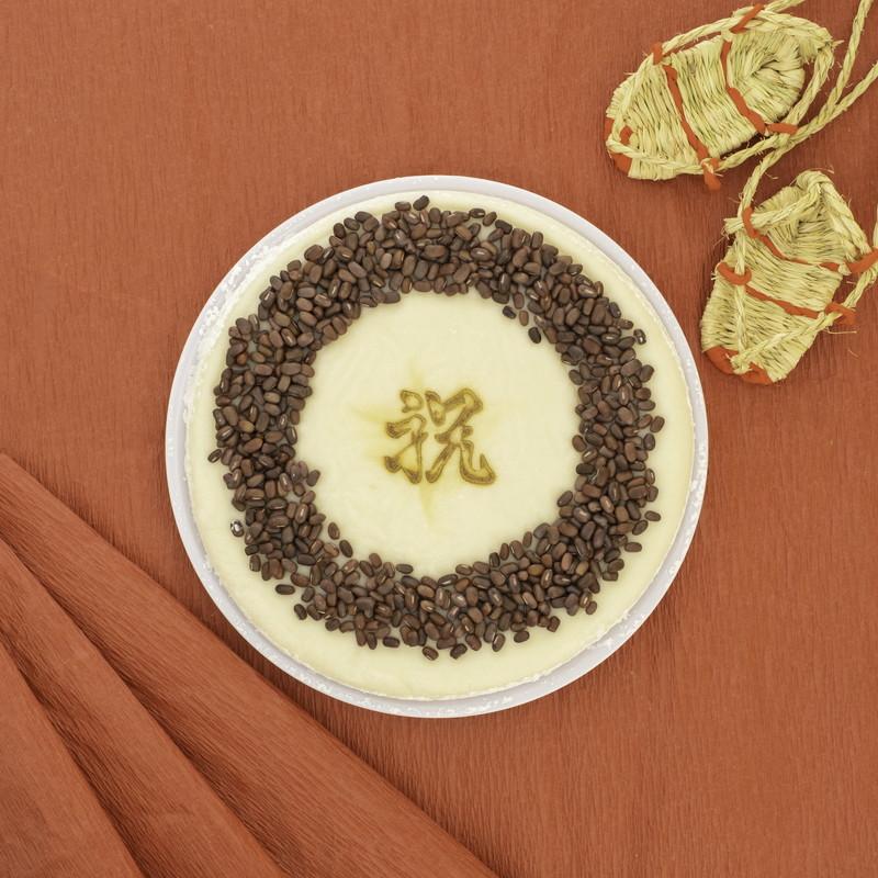 伝統製法で作った無添加のお餅でお祝いを。佐賀市で餅踏み用の踏み餅をお探しなら菓心まるいちへお問い合わせください。